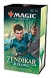 Magic The Gathering MTG Zendikar Rising Prerelease Pack Kit Box 6 Booster Packs