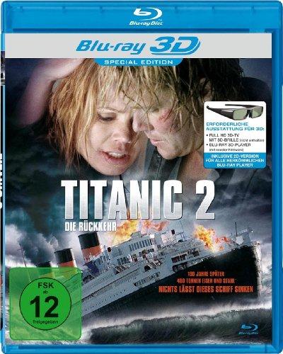 Titanic 2 - Die Rückkehr [3D Blu-ray]