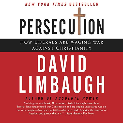 Persecution Audiobook By David Limbaugh cover art