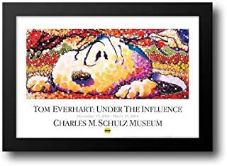 I Think I Might Be Sinking- Museum Editi 40x28 Framed Art Print by Everhart, Tom