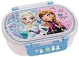 食洗機対応タイトランチボックス小判 アナと雪の女王 17