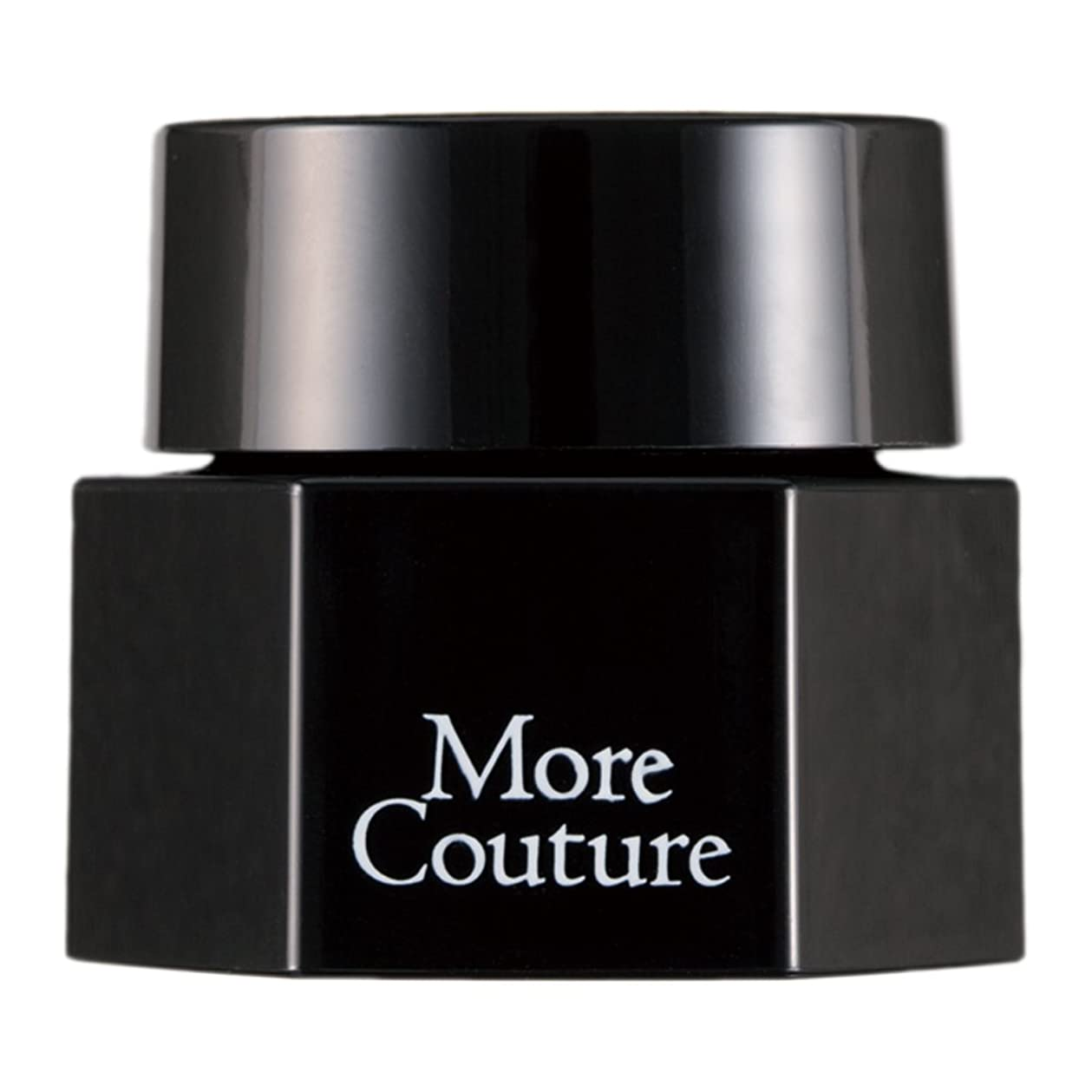 飾り羽韓国語天皇More Couture MoreGel カラージェル 050 リアルブラック 5g