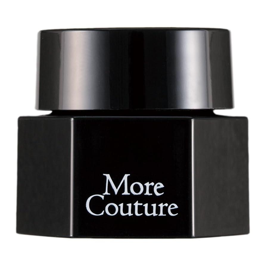 ファン荒涼とした穿孔するMore Couture MoreGel カラージェル 051 スモーキーグレー 5g