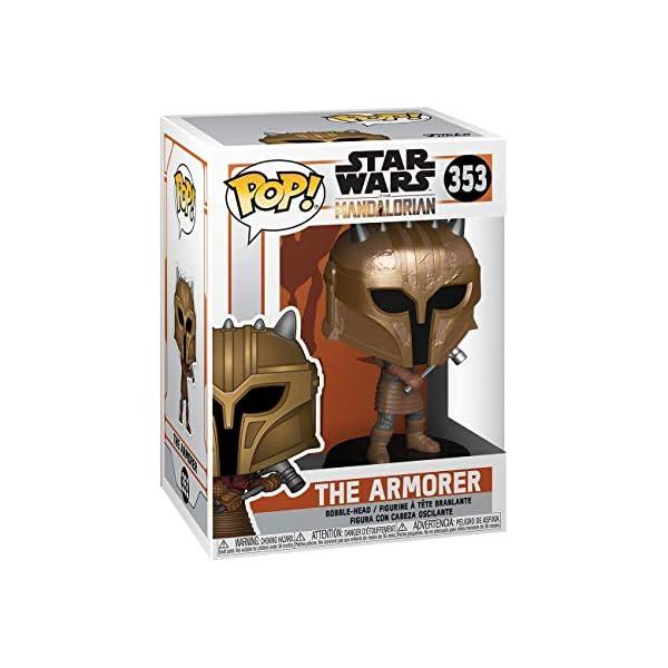 Funko Pop La Armera (Star Wars The Mandalorian 353) Funko Pop Star Wars