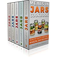 Mason Jar Recipes Book Set 5 Book In 1 Kindle Edition by Louise Davidson for Free