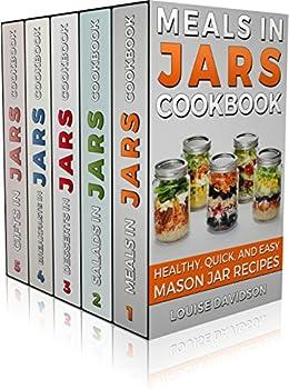 Mason Jar Recipes Book Set 5 Book In 1 Kindle eBook