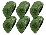 Dunlop 418 Plektren TORTEX STANDARD Big Pack green 0.88 mm
