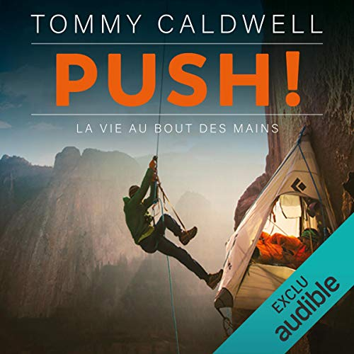 Push ! La vie au bout des mains audiobook cover art