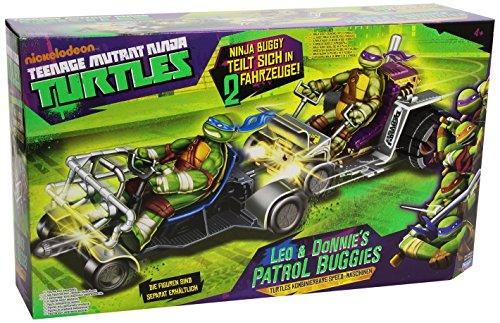 Stadlbauer 14094033 - Patrol Buggy ATV's Leo und Don, ohne Figuren