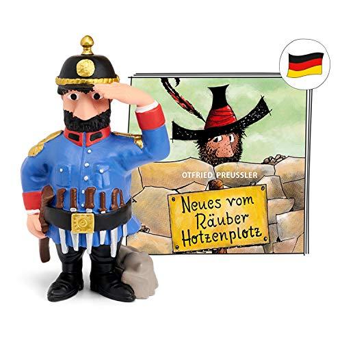 tonies Hörfiguren für Toniebox - Der Räuber Hotzenplotz - Neues vom Räuber Hotzenplotz - ca. 110 Min. - Ab 6 Jahre -DEUTSCH