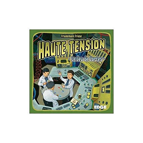 marque+inconnue Alta tensión–Juego de tarjetas