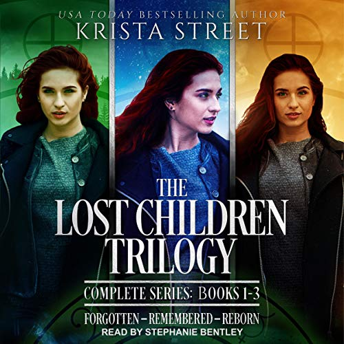 The Lost Children Trilogy audiobook cover art
