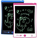 2 Pack 8.5 Inch LCD Writing Tablet,Boys Girls Toys...