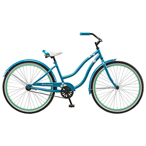 Kulana Hiku Cruiser Bike, 26-Inc...