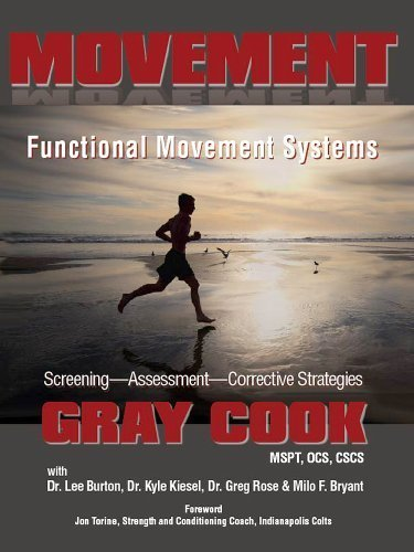 Compare Textbook Prices for Movement Functional Movement Systems: Screening, Assessment, Corrective Strategies 38698th Edition ISBN 9781931046305 by Gray Cook;Lee Burton;Kyle Kiesel;Greg Rose;Milo F. Byrant
