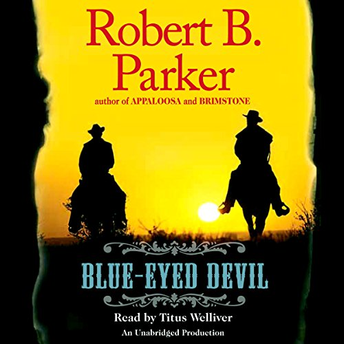 Blue-Eyed Devil cover art