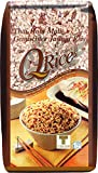 Q Rice Arroz Jazmín, Mixto 1000 g - Pack de 12