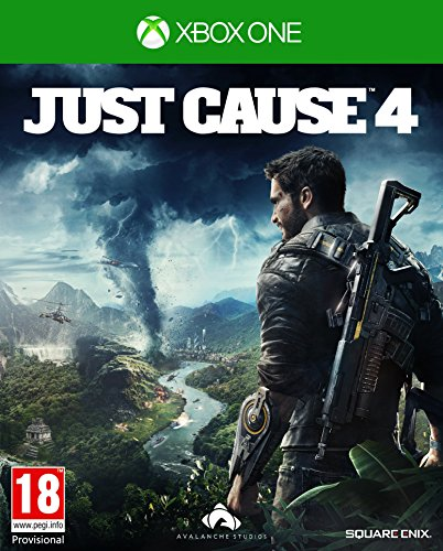 Just Cause 4 pour Xbox One