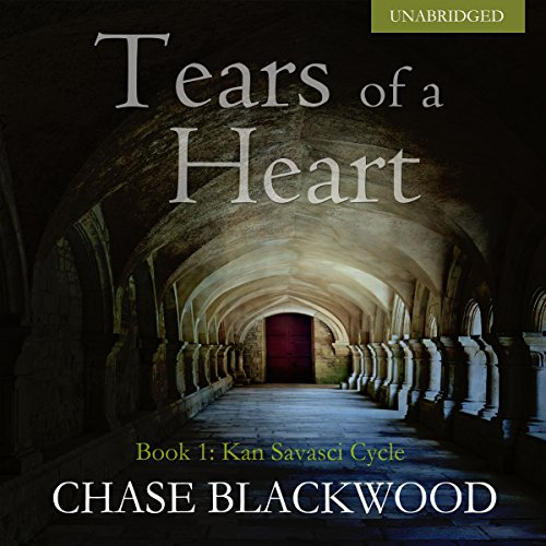 Tears of a Heart     Kan Savasci Cycle, Book 1              By:                                                                                                                                 Chase Blackwood                               Narrated by:                                                                                                                                 Lou Hecker                      Length: 12 hrs and 19 mins     32 ratings     Overall 4.0