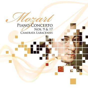 Mozart: Concertos No. 9 & 17