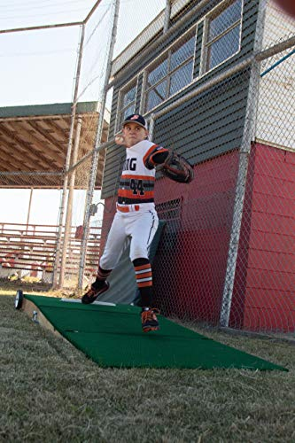 Extra Wide Portable Pitching Mound