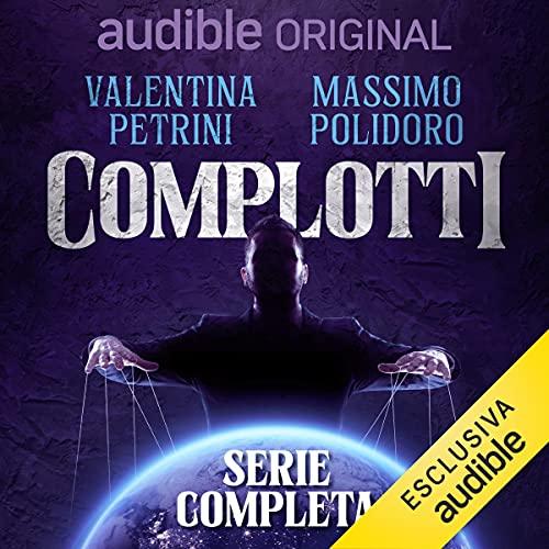 Complotti. Serie Completa copertina