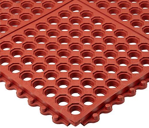 Superieure vervaardiging 550S0033RD 550 kussensloop mat, 3