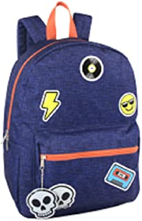 BACKPACK FOR BOYS,Kids padded adjustable strap,free fashion pencil pouch and character key