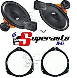 IL KIT é COMPOSTO DA: 2 Woofer DV 165.3 2 Tweeter DT 24.3 2 Filtri DX 300