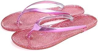 Women Flip Flops Beach Slippers Bling Flat Sandals Summer Women Shoes