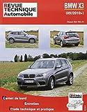 E.T.A.I - Revue Technique Automobile B767 - BMW X3 II - F25 PHASE 1 - 2010 à 2014