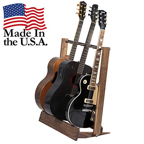 Walnut Guitar Rack String Swing ...