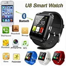 U8 Plus U8+ Pro Bluetooth Smart Wrist Watch Phone for iPhone6 iOS Android