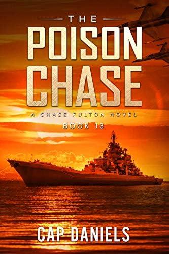 The Poison Chase A Chase Fulton Novel Chase Fulton Novels Book 13 product image