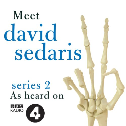 Meet David Sedaris: Series Two audiobook cover art