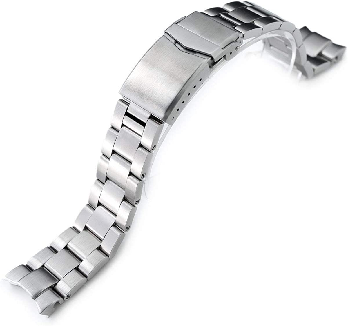 MiLTAT 20mm Watch Band for Scre Super-O Large discharge sale All items in the store Seiko SARB017 Alpinist