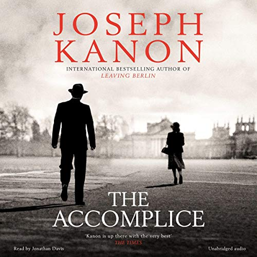 The Accomplice cover art