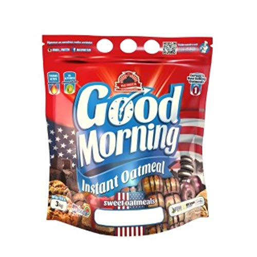 Max Protein Good Morning Instant Oatmeal - 3 kg Banana Split