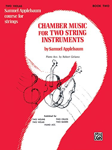 Chamber Music for Two String Instruments, Bk 2: 2 Violas
