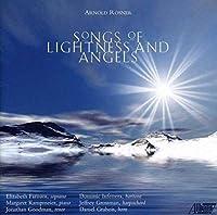 Arnold Rosner: Songs of Lightness & Angels