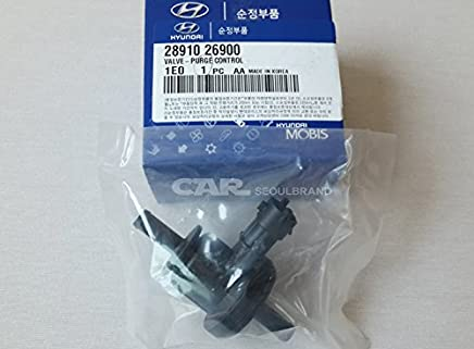 Genuine Parts Hyundai Elantra Genesis Accent KIA RIO RIO5 Borrego SOUL Ceed Purge Control Valve 28910