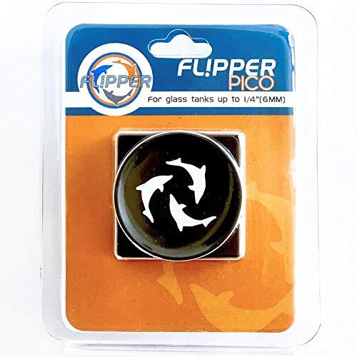 플로리다 PPER 플리퍼 피코 2IN1 마그네틱 스크러버 스크레이퍼 수족관 물고기 탱크 클리너