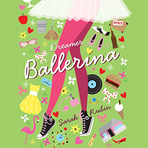 Dreamer Ballerina audiobook cover art