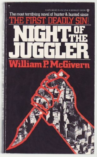 Night of the Juggler by William R. McGivern (1979-04-03)