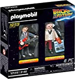 PLAYMOBIL Back to the Future Back to the Future Marty Mcfly y Dr. Emmett Brown, A partir de 6 años (70459)