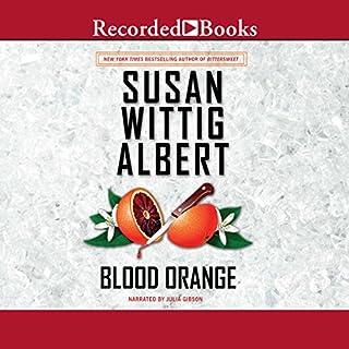 Blood Orange audiobook cover art