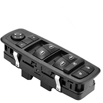 Driver Power Window Switch For 08 09 Chrysler Town /& Country Dodge Grand Caravan