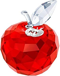 Swarovski New York Apple, Red