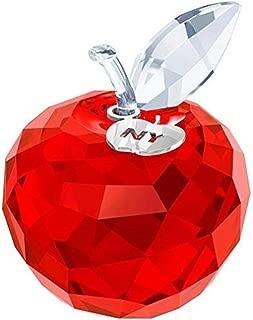 Swarovski New York Apple, Red