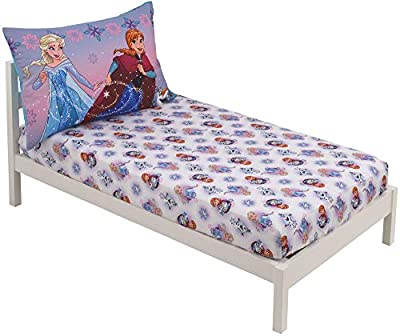 Disney 4 Piece Toddler Bedding Set